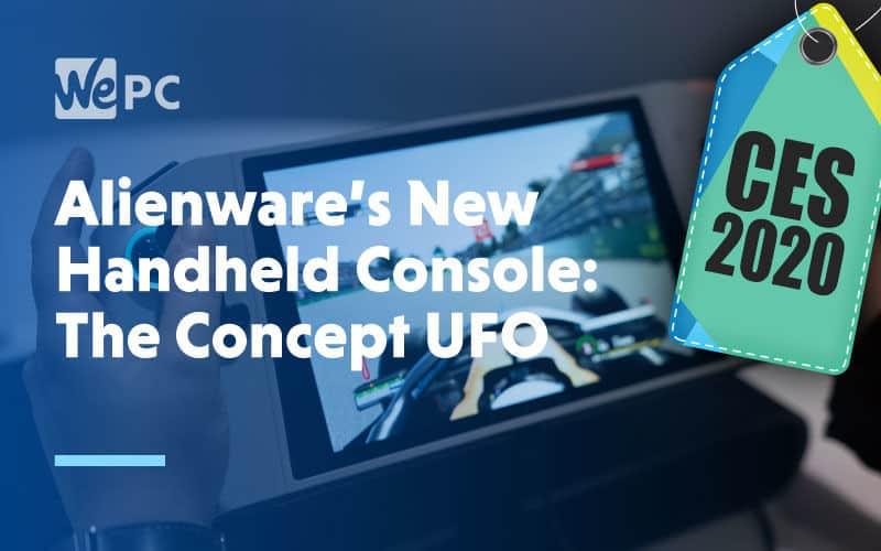 Alienwares concept UFO