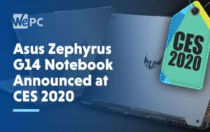 Asus Zephyrus Announced At CES 2020
