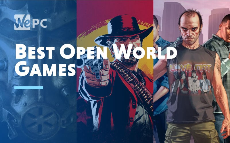 Best Open World Games 1