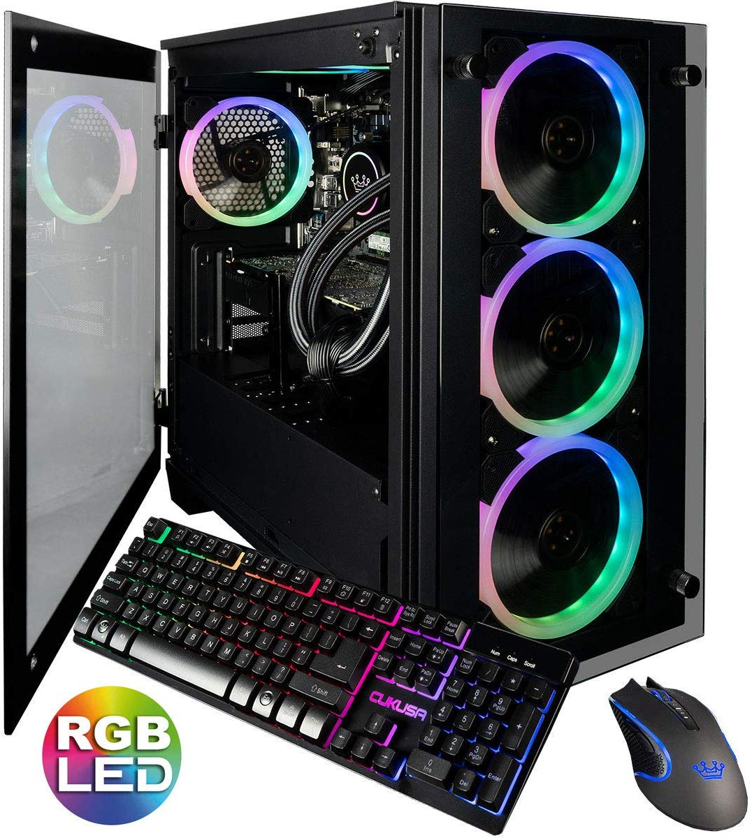 CUK Stratos Micro Gaming PC