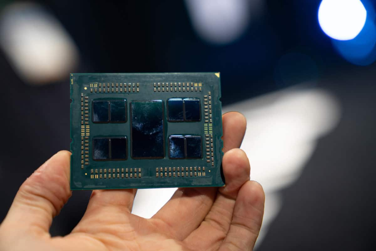 amd ces 2020 threadripper 3990x