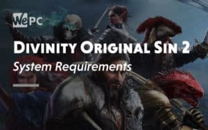 Divinity Original Sin 2 System Requirement