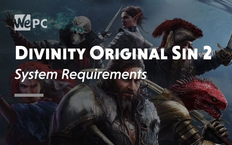 Divinity Original Sin 2 System Requirement
