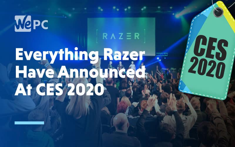 Everything Razer Have Announced At CES 2020