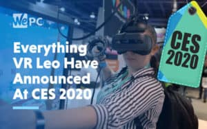 Everything VR Leo Have Announced at CES 2020