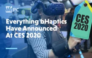 Everything bHaptics Have Announced At CES 2020