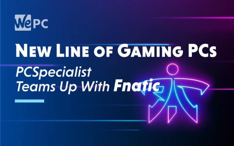 Fnatic New Line of Gaming PCs