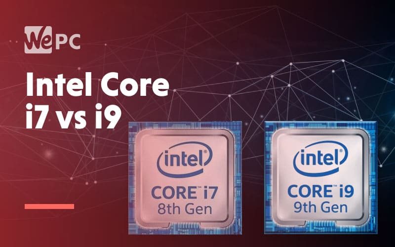 Intel Core i7 vs i9 1