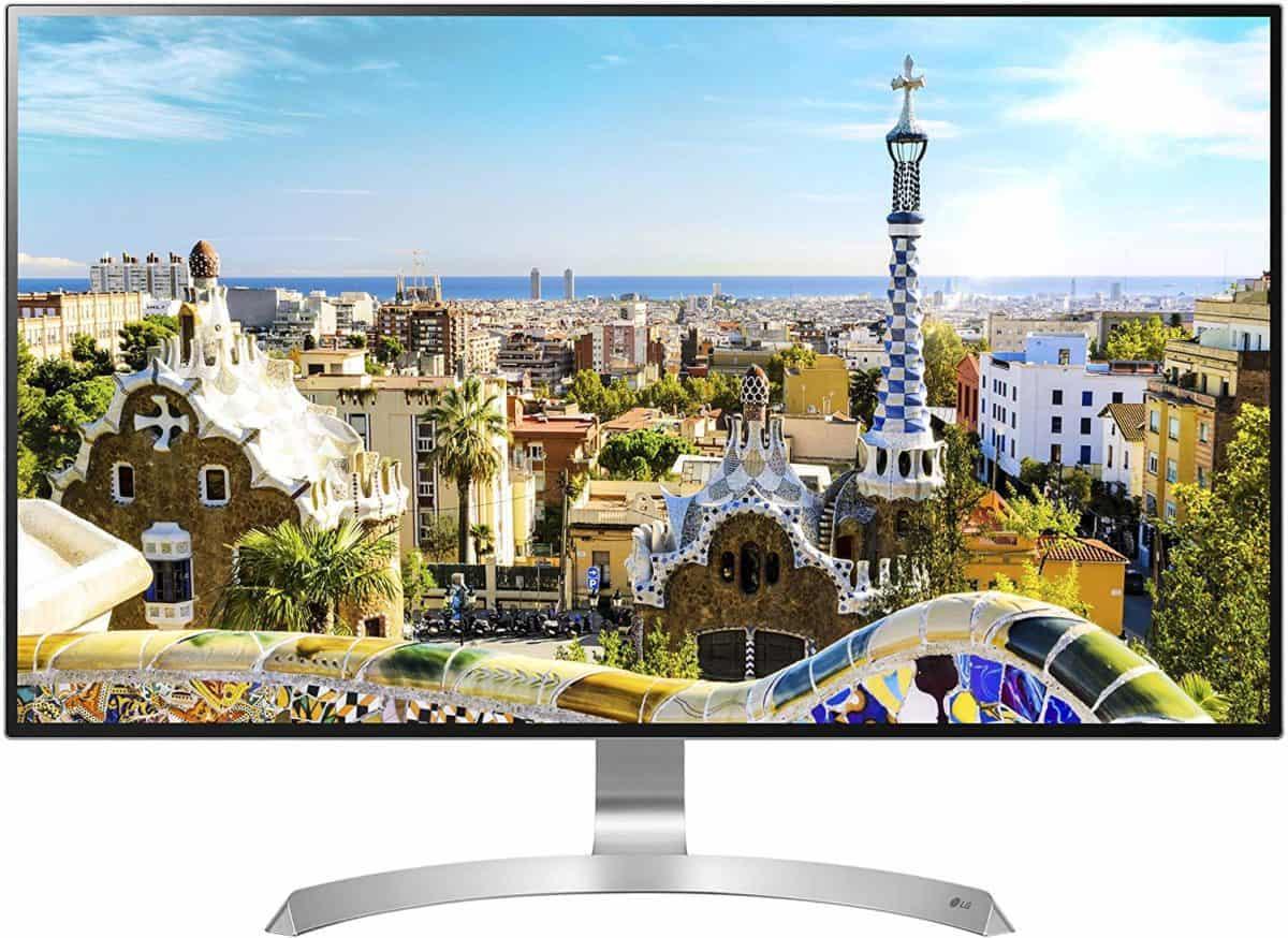 LG 32UD99-W 32-Inch 4K UHD IPS Monitor