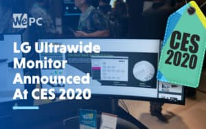 LG Ultrawide Monitor Announced At CES 2020