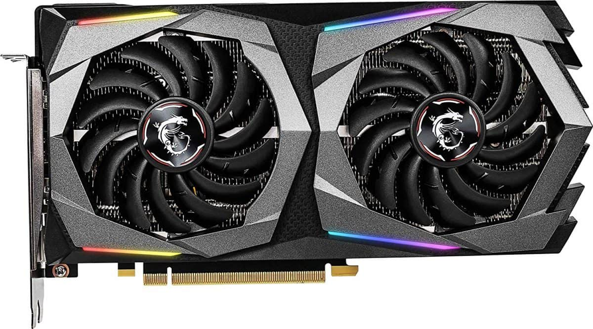 MSI Gaming GeForce RTX 2060 Super 8GB