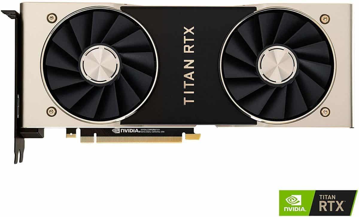 Nvidia RTX Titan