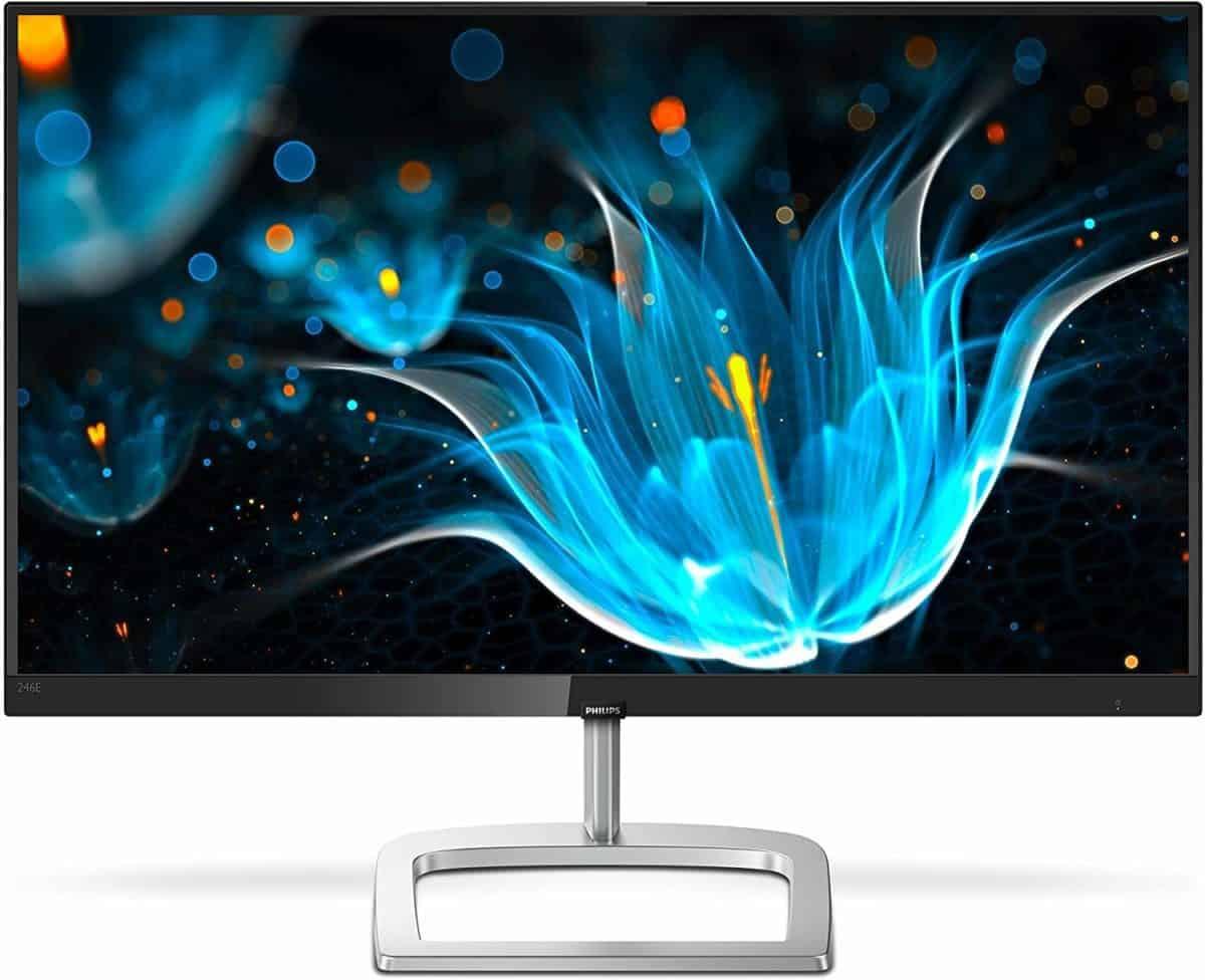 Philips 246E9QDSB 24″ Frameless Monitor
