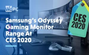 Samsungs Odyssey Gaming Monitor Range Announced At CES 2020