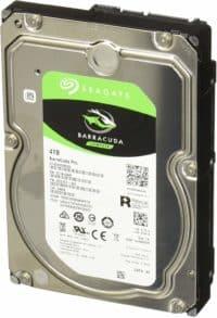Seagate BarraCuda Pro 4TB Internal Hard Drive