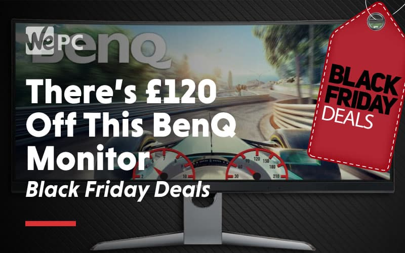 Theres 120 pounds off this BenQ monitor black friday deals