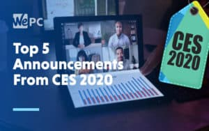 Top 5 Announcements From CES 2020