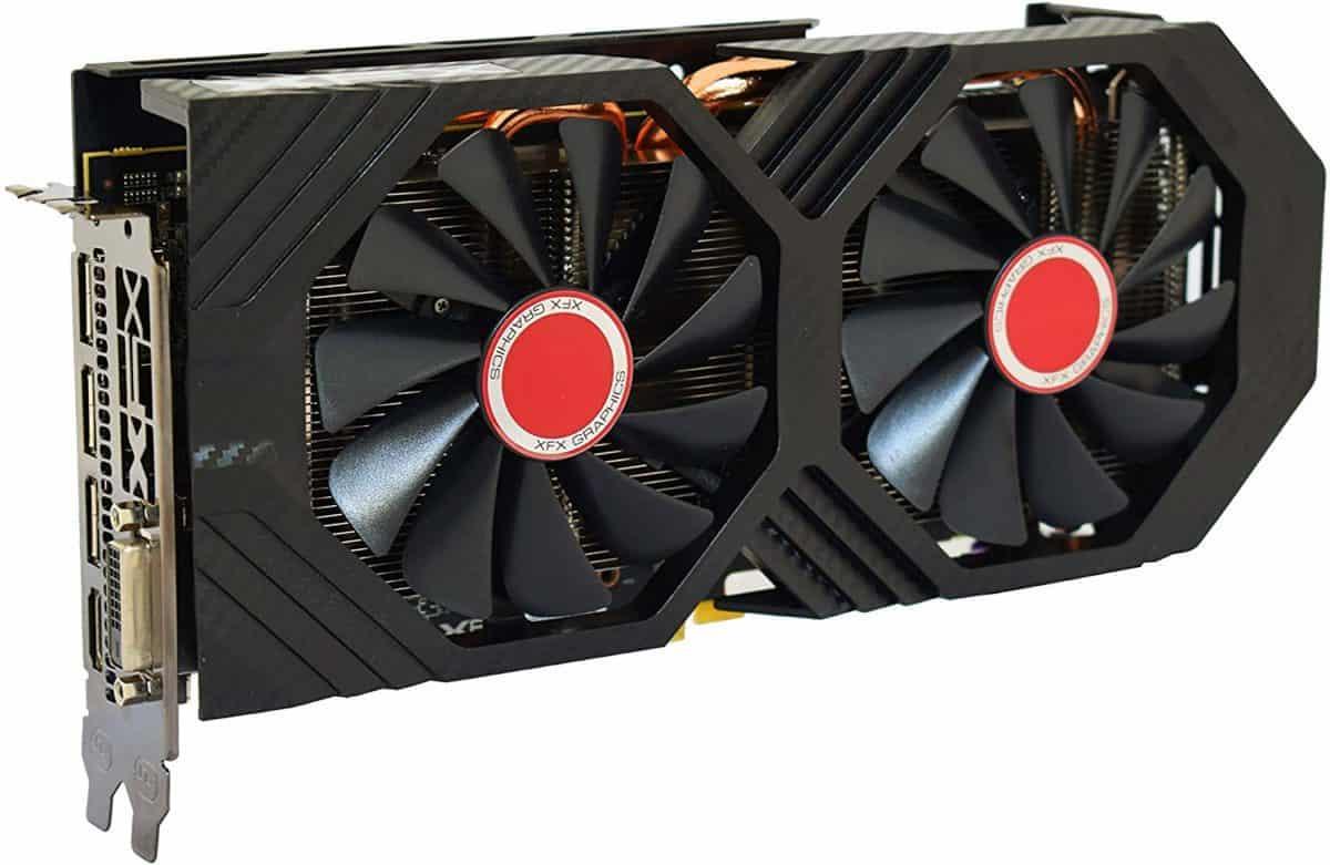 AMD Radeon Rx 590 – XFX