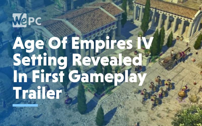 age of empires iv setting revealed in first gameplay trailer