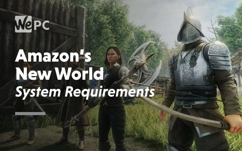 large Amazons New World System Requirements