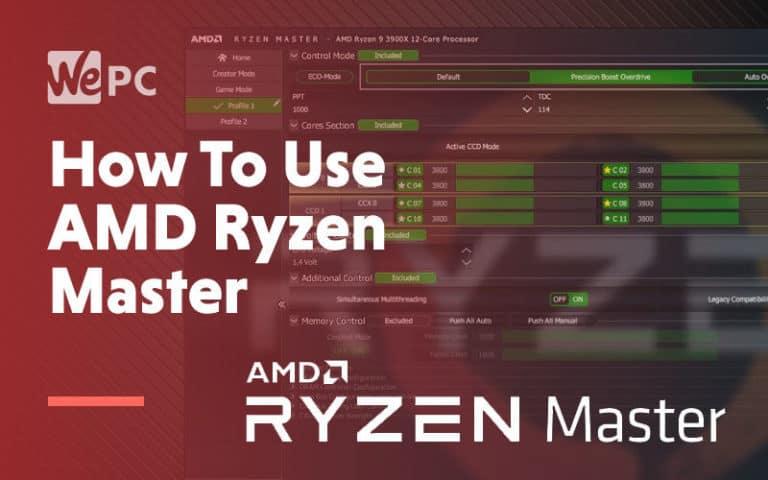 large How To Use AMD Ryzen Master