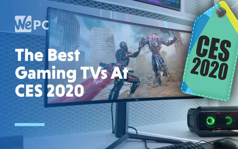large The Best Gaming TVs At CES 2020