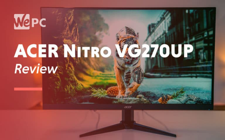 ACER Nitro VG270UP Review