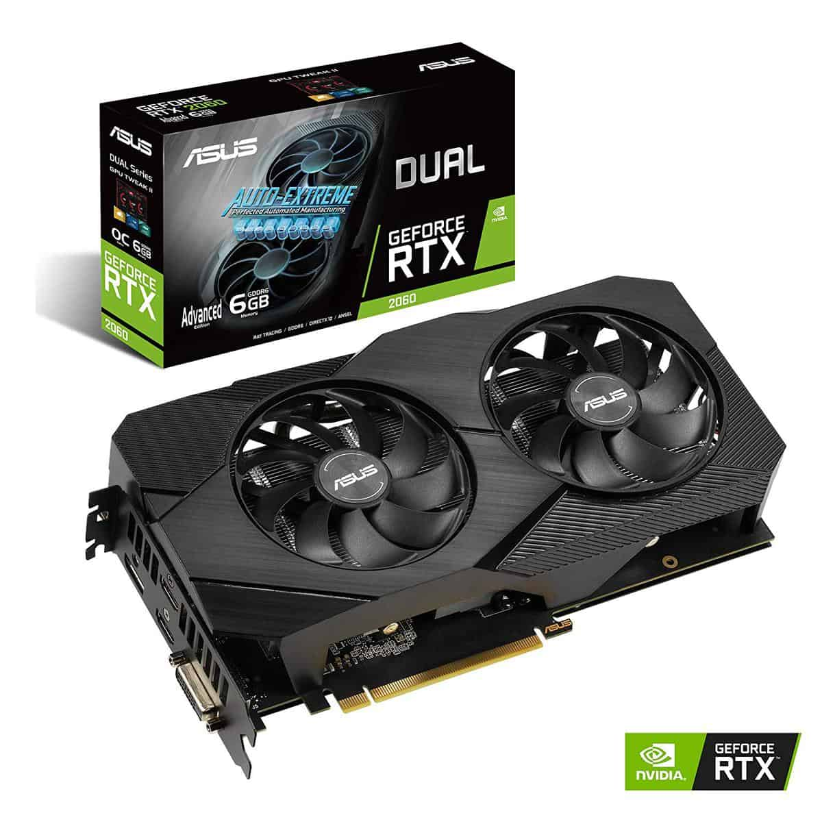 ASUS ROG Strix GeForce RTX 2060 EVO