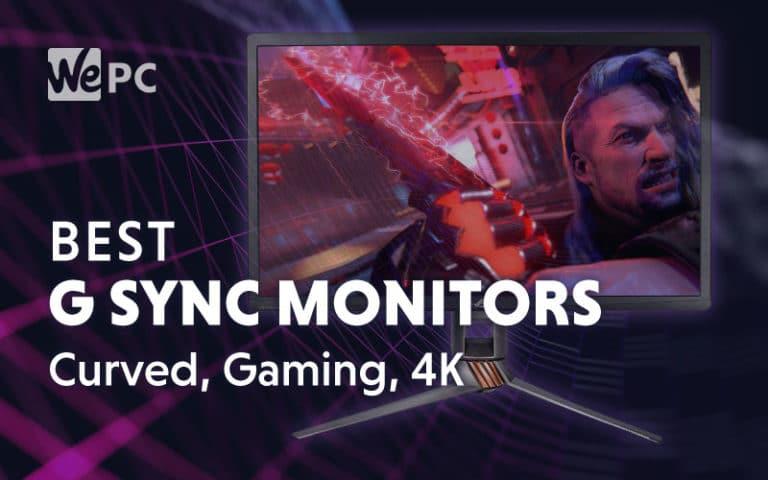 Best G Sync Monitors 2