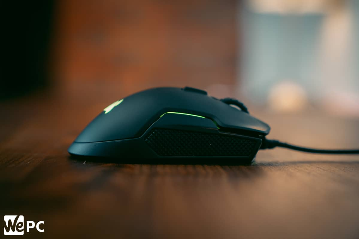 Corsair Glaive Mouse Photo 1