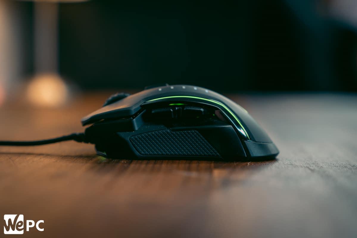 Corsair Glaive Mouse Photo 5