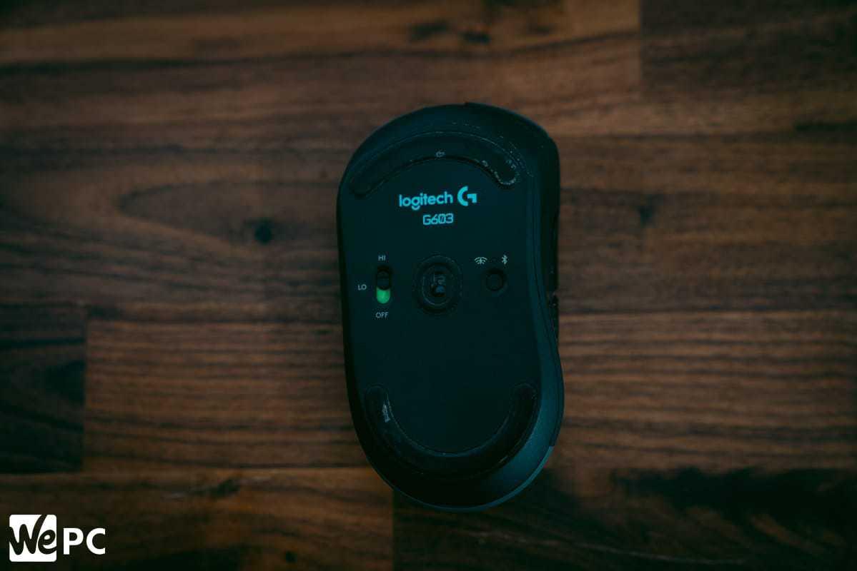Logitech G603 mouse