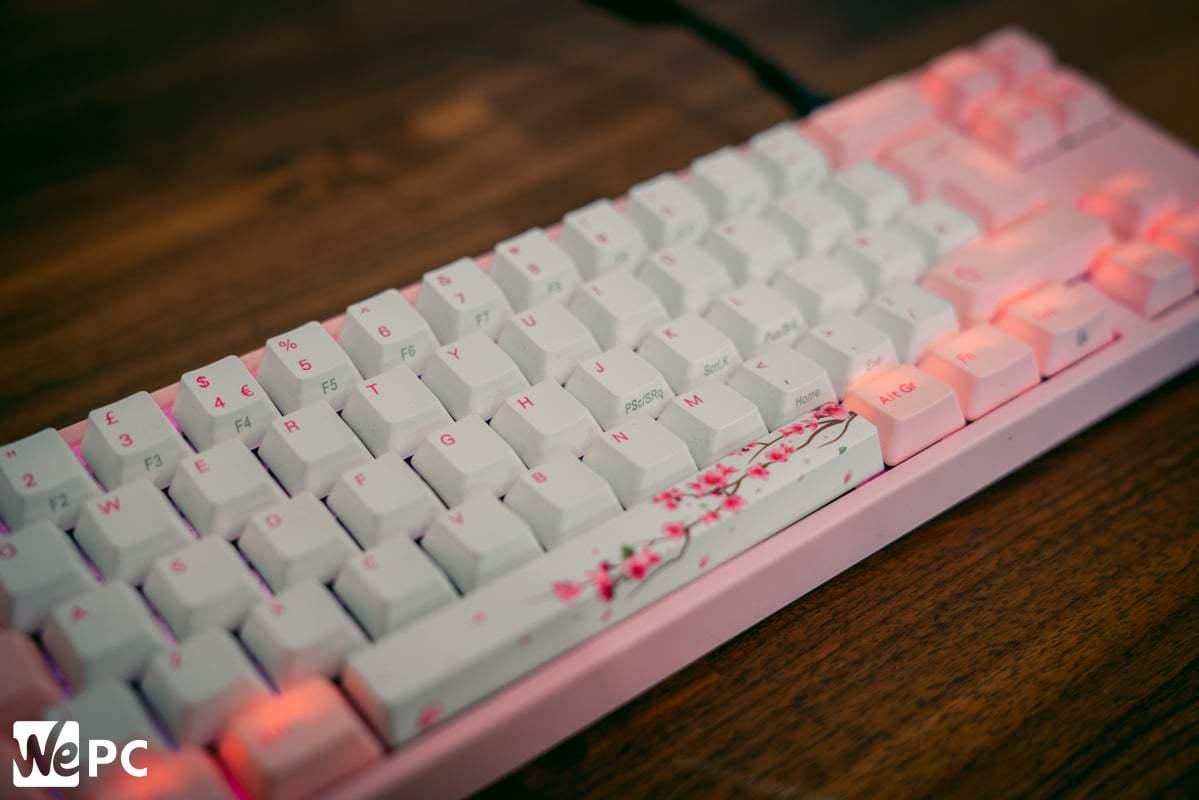 Ducky Miya Varmilo Keyboard Review 2