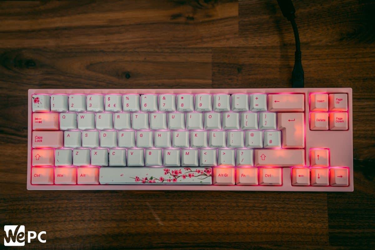 Ducky Miya Varmilo Keyboard Review 4