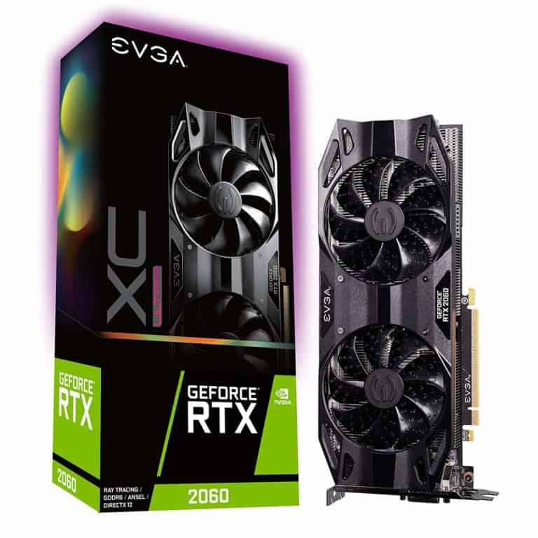 EVGA GeForce GTX 1660 XC ULTRA GAMING 06G