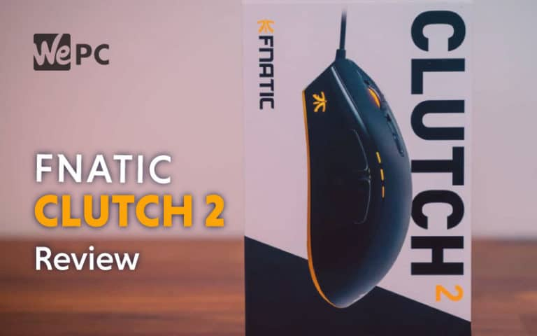Fnatic Clutch 2 Mouse Review