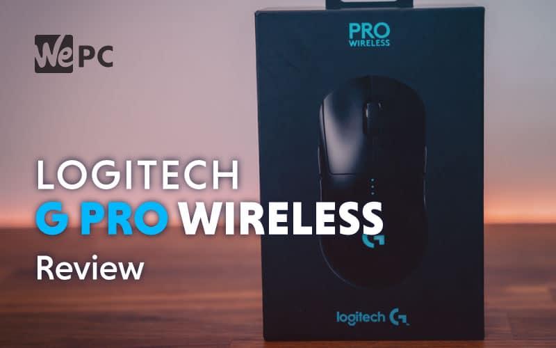 Logitech G Pro Wireless Mouse Review