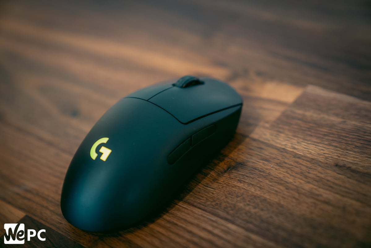 Logitech G Pro Wireless Product Side Shot 2