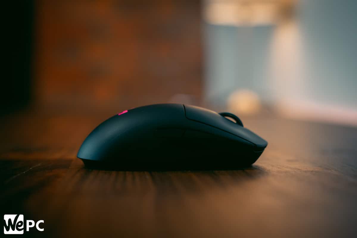 Logitech G Pro Wireless Product Side Shot 4