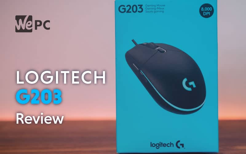 Logitech G203 Mouse Review