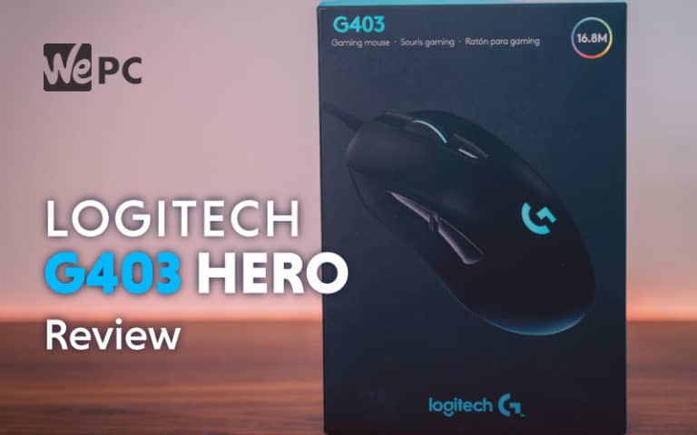 Logitech G403 Hero Mouse Review