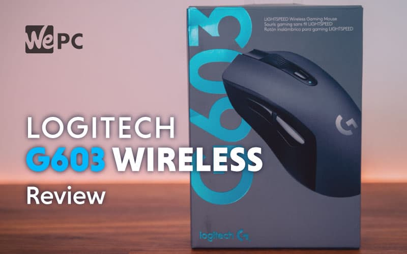 Logitech G603 Wireless Mouse Review