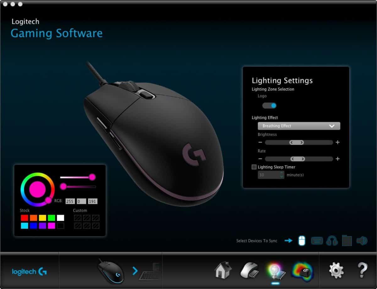 Logitech Gaming Software Logitech G Hub User Guide Wepc