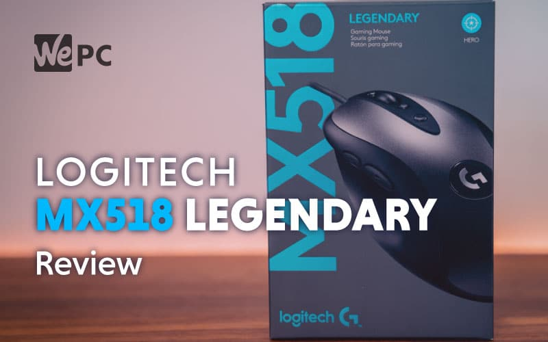Logitech MX518 Legendary Mouse Review
