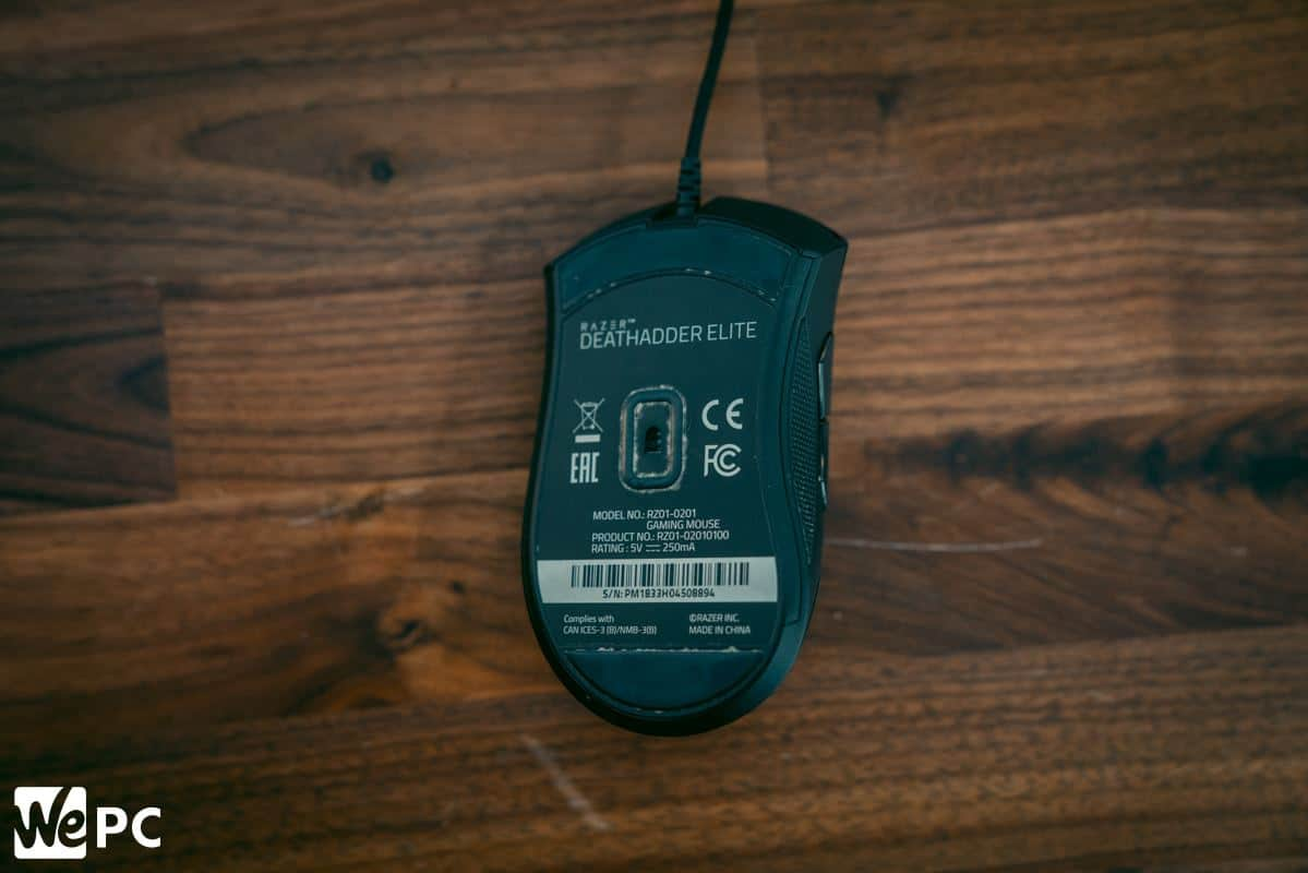Razer Deathadder Elite gaming mouse photo 1