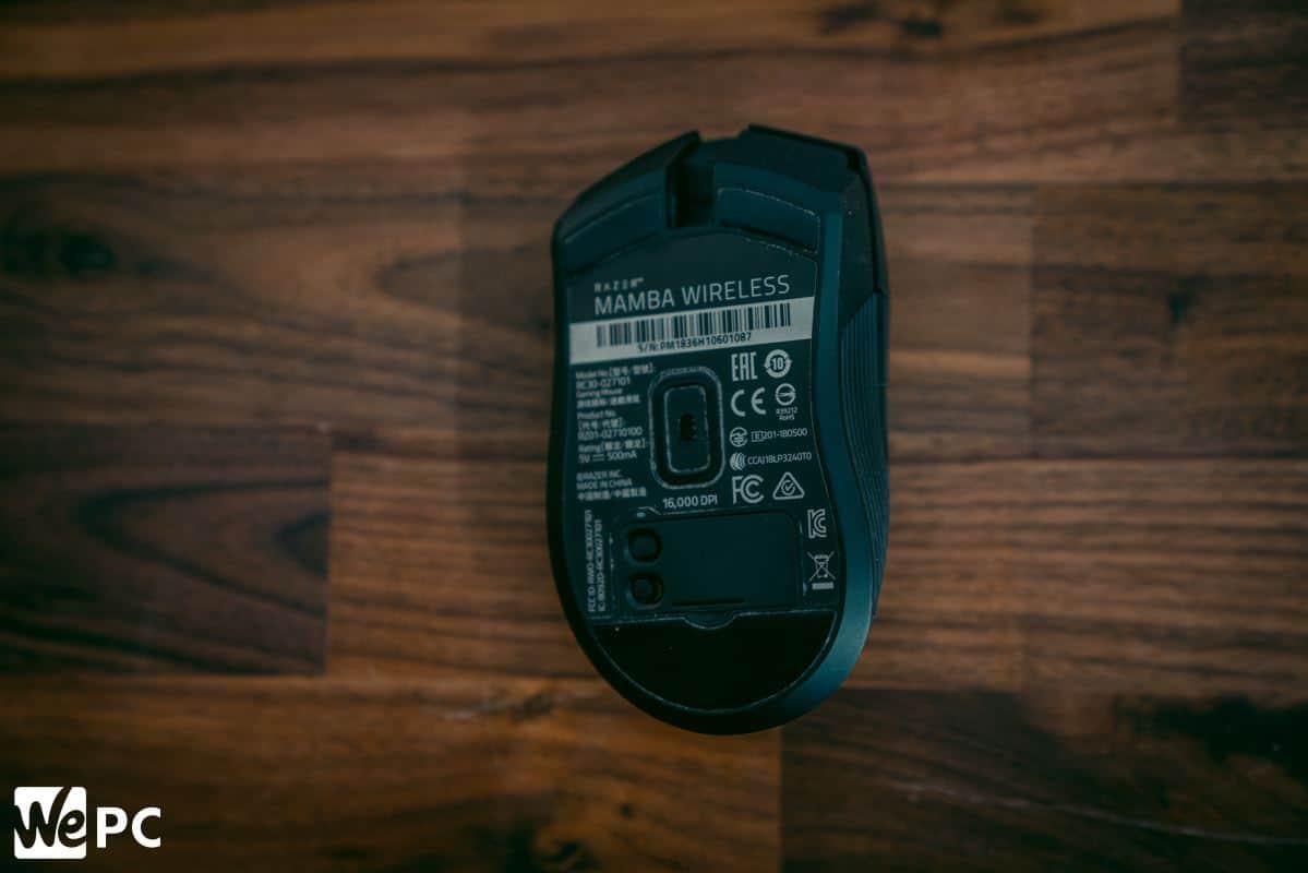 Razer Mamba Wireless Mouse Photo 2