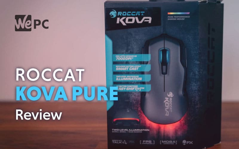 Roccat Kova Pure Mouse Review