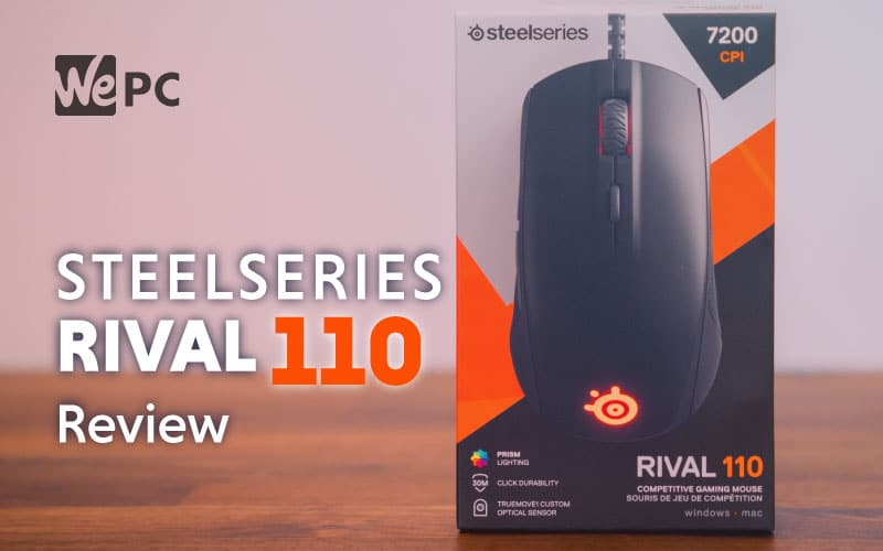 SteelSeries Rival 110 Mouse Review