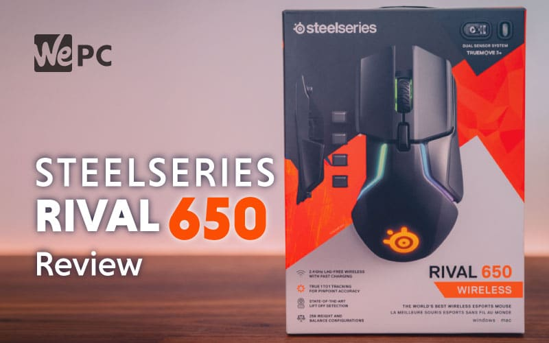 SteelSeries Rival 650 Mouse Review