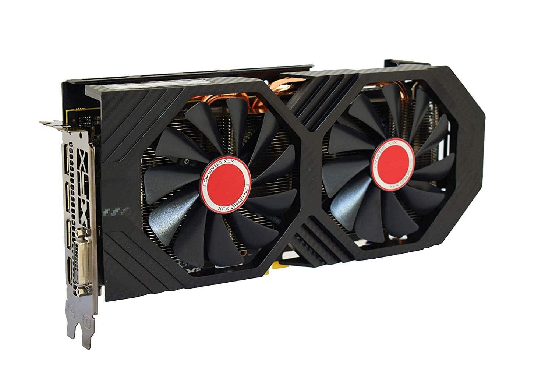 XFX AMD Radeon RX 590 Fatboy Core Edition 8GB